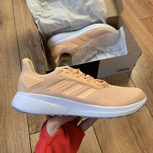 Adidas-Duramo-9-Baskets-Taille-UK-8-EUR-42-Peach-EE8039-NEUF