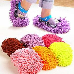 Home-Slipper-Dust-Mop-Clean-Shoe-Cleaning-Towel-Clean-Floor-Cleaning-Tool-New