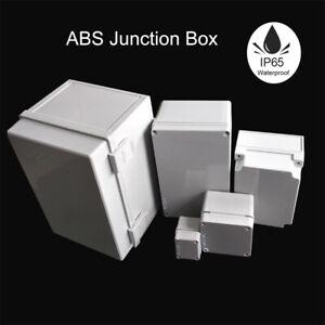 IP65-Waterproof-Weatherproof-Junction-Box-Plastic-Electric-Enclosure-Case-AU