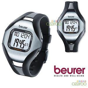 NOUVEAU-Beurer-ECG-Exact-rythme-cardiaque-pulse-Calorie-MONITEUR-Montre-Sport
