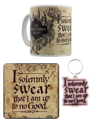 Selección de regalo de Harry Potter//Taza de café con leche//Pin Insignia//// Taza de cambio de calor