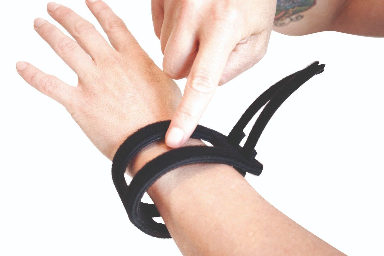 2 x WristWidget® TFCC brace. Ontworpen om TFCC gerelateerde pijn te verminderen.