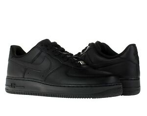 dc7335e73 Nike Air Force 1 One 07  Mens Low Leather Sneakers Shoe 315122-001 ...