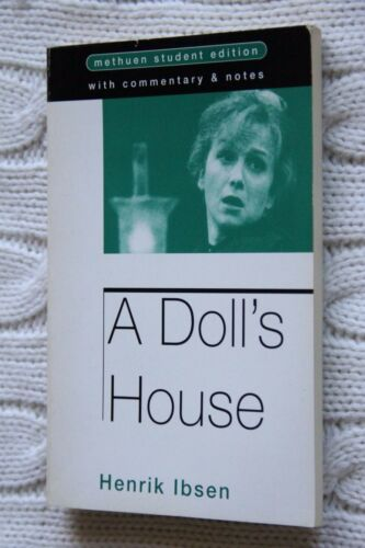 1 of 1 - A Doll's House by Henrik Ibsen (Paperback, 1985), Like new, free shipping
