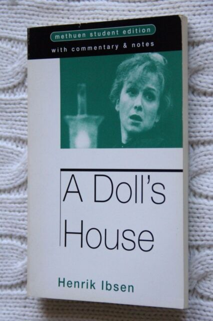 A Doll's House by Henrik Ibsen (Paperback, 1985), Like new, free shipping