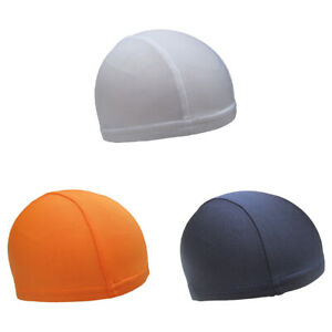 Skull Cap Helmet Liner Elastic Quick Dry Cycling Hat Sports Breathable Beanie