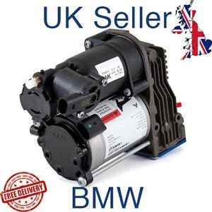 Details about Genuine AMK BMW 5 Series E61 Touring Air Suspension  Compressor Pump A2125