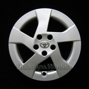 Image Is Loading Toyota Prius 2010 2017 Hubcap Genuine Factory Original
