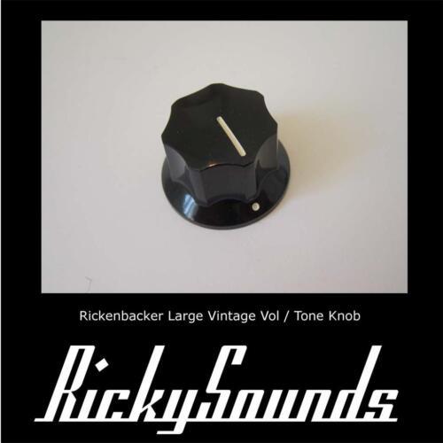 Large Rickenbacker Vintage Control Knob NEW