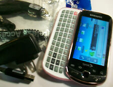 Samsung Intercept SPH-m910 PINK Android QWERTY Touch WIFI Slider SPRINT Phone