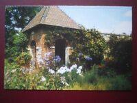 POSTCARD BUCKINGHAMSHIRE CLAYDON HOUSE - ELLINS REST