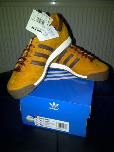5uk Unisex Vintage Samoa 6 Originals Size Eur Adidas Vintage 40 Trainers wqI6P8Wp