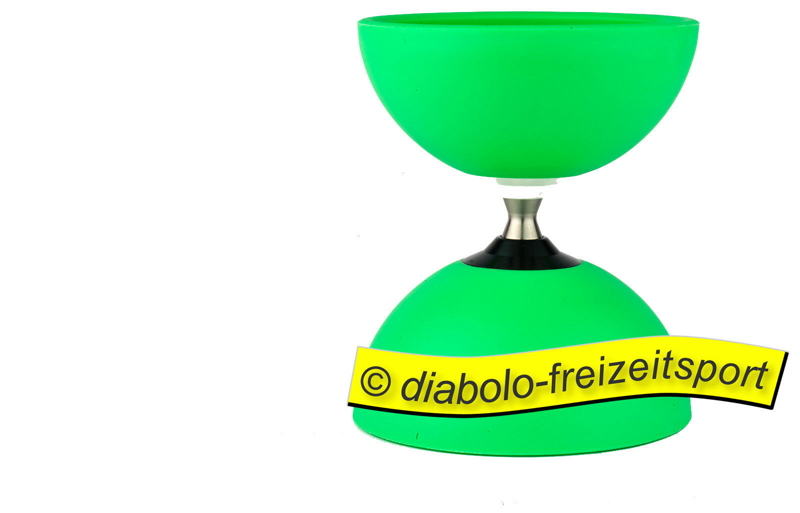 Henrys Circus Free Diabolo grün