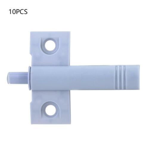 10 Pcs ABS Silencieux Armoire Cabinet Porte d/'amortissement Tampon Monté Amortisseur GB