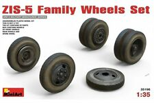 Miniart 35196 1/35 ZIS-5 Family Wheels Set