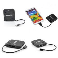 Micro USB 2.0 OTG Connection Kit Card Reader SD TF For Samsung Galaxy Good