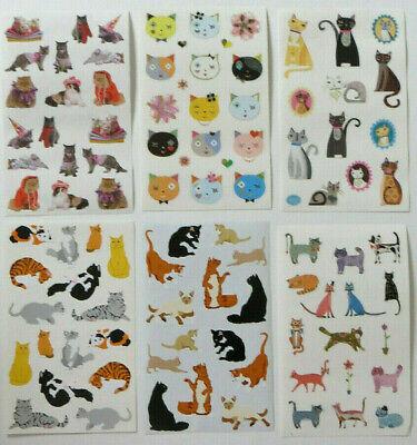 KITTIES  CATS Photoessence  .... Mrs Grossman .... Stickers Free Shipping