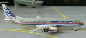 1/400 Boeing House colours B737-400 N73700 by Panda Models. BRAND NEW, MINT COND
