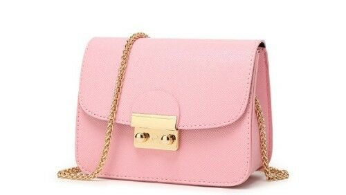 Pu Messenger Frauen Satchel Taschen Schulter Mode Tote Handtasche Bag 4fqTE