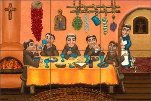 Sud-Ouest Tile dosseret San Pascual table II VICTORIA de Almeida RW-VAA007
