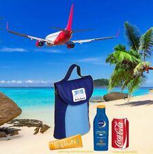 THERMOS Kühltasche / Strandtasche / Sun Lotion Cooler für Sonnenmilch & Getränke