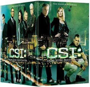 CSI-Crime-Scene-Investigation-The-Complete-Series-New-DVD-Boxed-Set-Slip