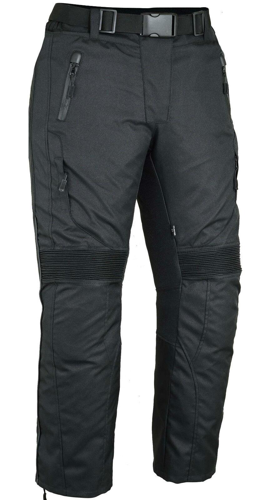 GearX damen Motorcycle Protection Trousers Waterproof Motorbike Pants