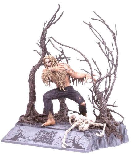 McFarlane Toys OZZY OSBOURNE /& Bark At The Moon Action Figure Set of 2 2004 f9