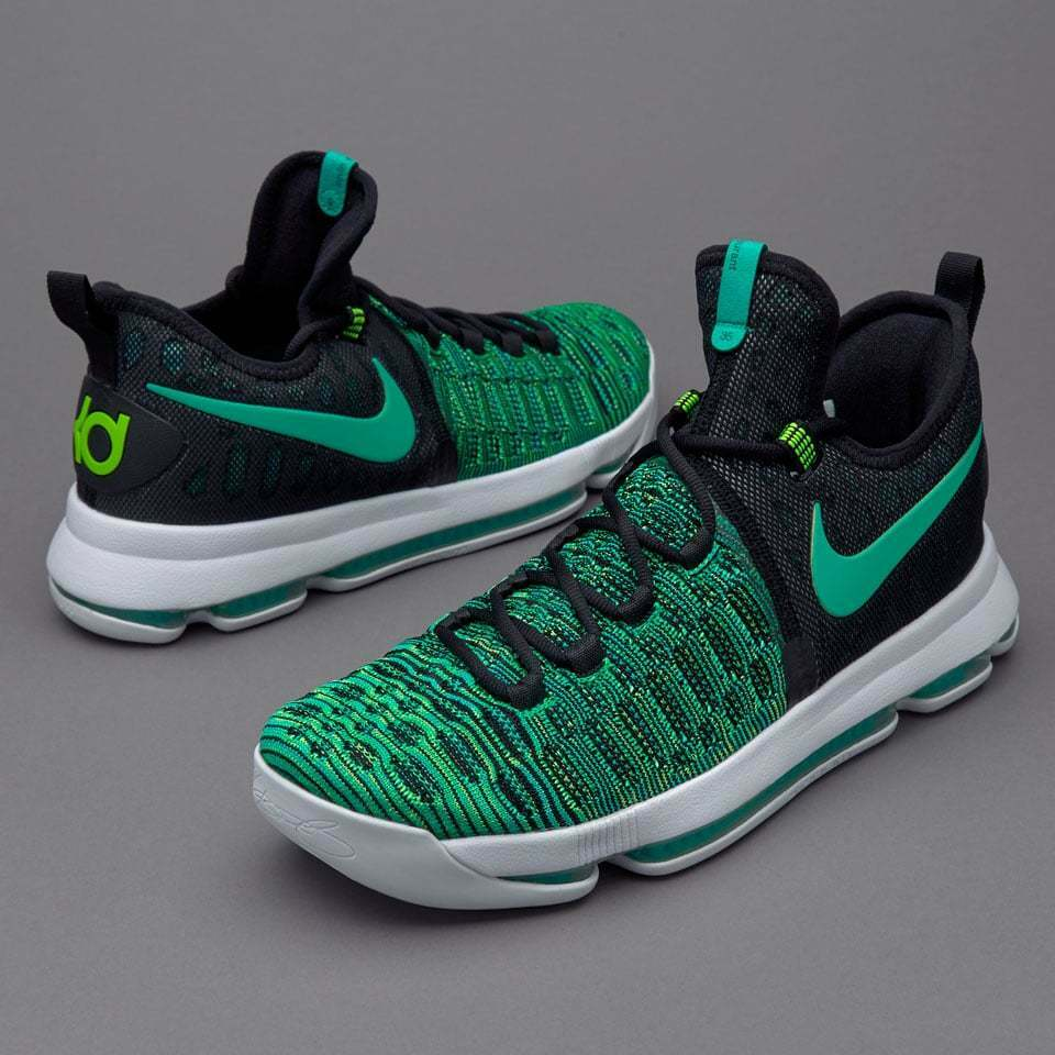 Nike Zoom KD 9 Clear Jade Size 11. 843392-300 jordan kobe