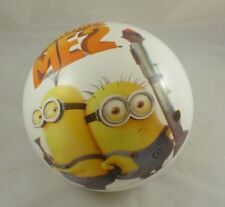 9 Inch Despicable Me 2 Play Ball - Minion Design + Gru Design On Reverse (BT186)