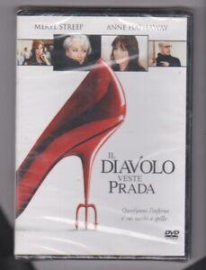 DVD IL DIAVOLO VESTE PRADA dvd nuovo sigillato