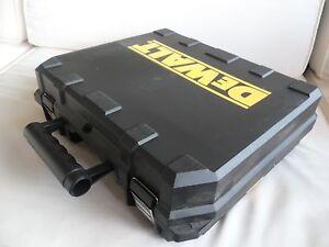 Dewalt Tool case for DCD995 or DCD996 kits//DCD985