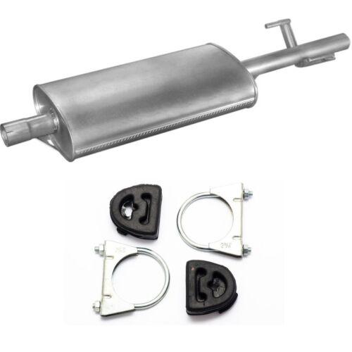 Endtopf Schalldämpfer VW LT 28-46 2.5//2.8 SDi TDi Turbo Diesel hinteres Teil