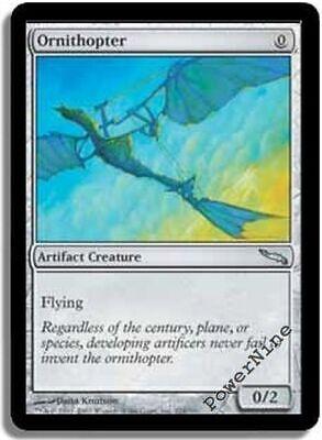 NM Card MTG Magic 2015 Ornithopter