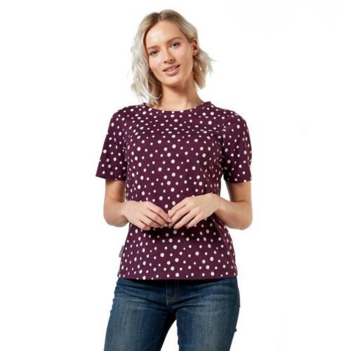 New Peter Storm Women's Angel Pattern T-Shirt