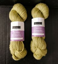SILK /& IVORY-Grey FLANNEL-103-1 SKEINS with This Listing