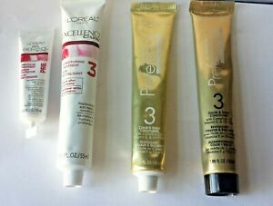 Lot Of Loreal Preference Care Supreme Conditioner +Excellence Pre+