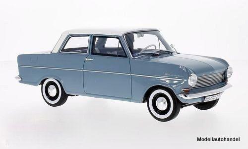 Opel Kadett A 1962 blau//weiss  1:18 BOS