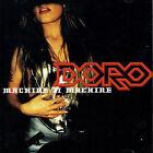 Machine II Machine by Doro (CD, Jun-1997, Mercury)