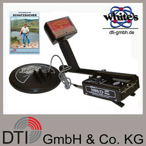 Whites-3900-d-Pro-Plus-Metalldetektor-Metallsuchgeraet