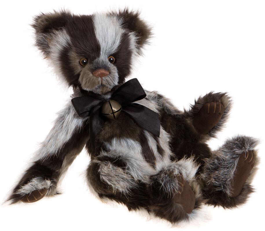 Emil Emil Emil von Charlie bears Sammelobjekt Plüsch keilzinkenanlage Teddybär - cb161629 4be24d