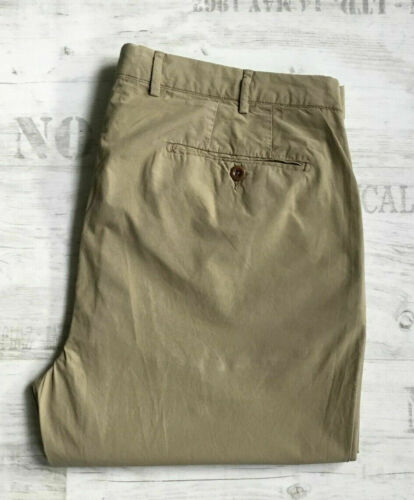 Gant tailored O.P 38 peached tropical Pant t col old Pine normal waist