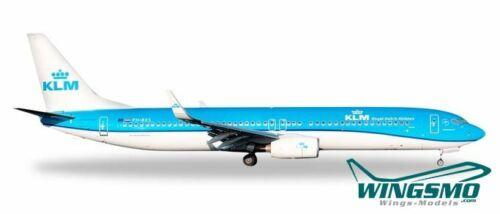 Herpa Wings KLM Boeing 737-900 531962