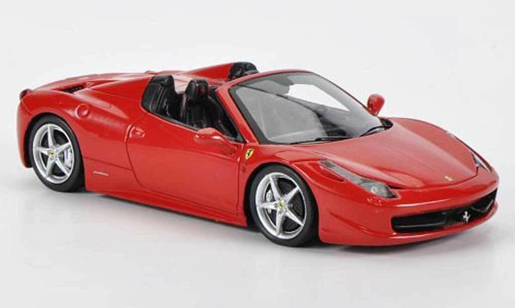 1 43 Ferrari 458 Spyder 2012 1 43 • FUJIMI FJM1243020