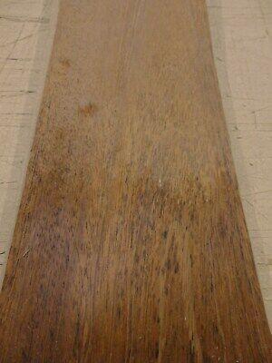 """Jatoba wood veneer 5/"""" x 19/"""" raw no backing 1//42/"""" thickness Brazilian Cherry"""