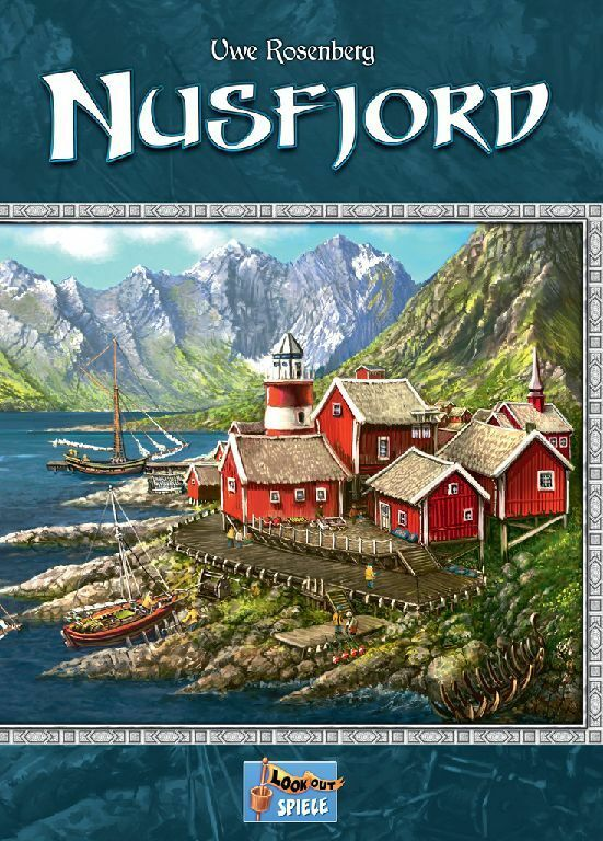 NUSFJORD - Spiel - Lookout - OVP