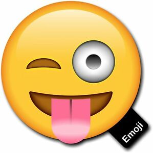 Emoji Props - Stuck Out Tongue and Winking