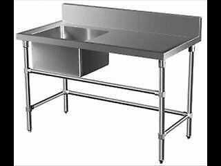 Stainless Steel Sinks And Stainless Steel Tables Direct From Manufacturer Direct To U