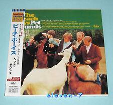 BEACH BOYS Pet Sounds JAPAN mini LP CD Brian Wilson brand new & still sealed