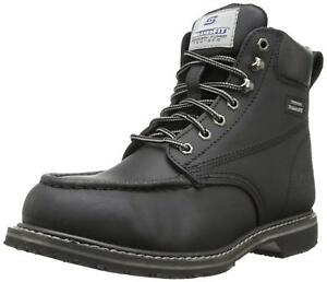 STEEL TOE WORKING BOOTS SIZE